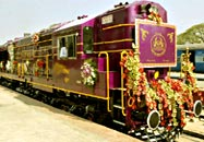 India Luxury Train Tour Packages
