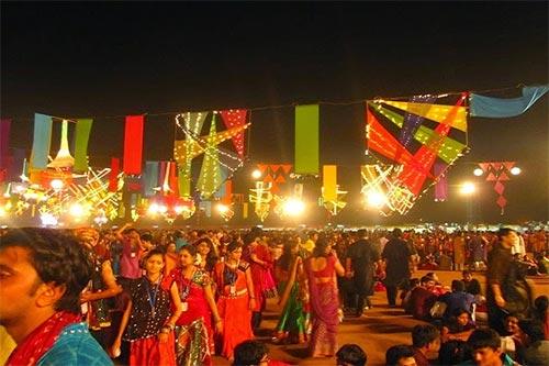 Raas Mahotsav Festival