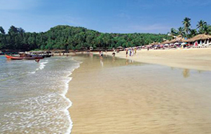 Mumbai To Goa Beach Tour