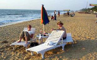 Romantic Kerala Beach Tours