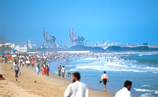 Treasured Beaches Tour of tamilnadu