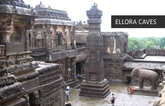 Footsteps of Buddha tour with ajanta ellora