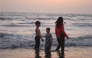 Goa Golden Beaches Tour