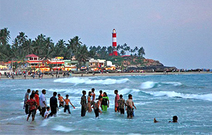 Beach Tours kerala
