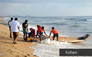 kerala beach holidays