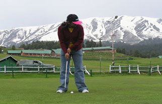 Golden Triangle with Srinagar Golf Tour