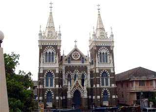 Church Tour Mumbai with Goa