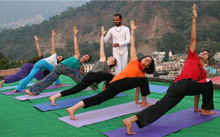 Rishikesh Yoga and Meditation Tour