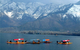Srinagar Honeymoon Tour