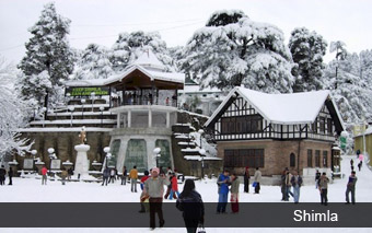 Shimla-Manali Honeymoon Tour